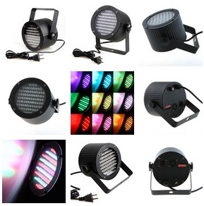 RGB 86 LED Stage Light