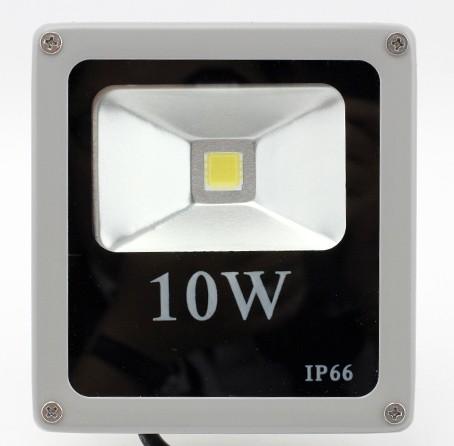 10W 20W White IP66 LED Spotlight