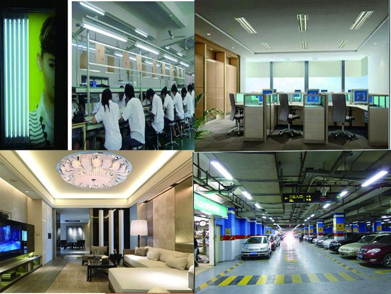 LED Tube Light housing design standards