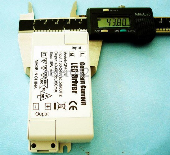 The design features of LED light drivers