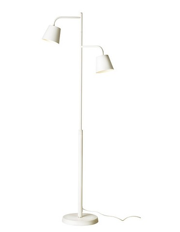 white LED floor lamp 90 lumens