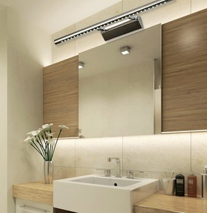 5W Led Mirror Light For Bathroom Cool white