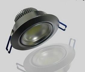 5W high power LED ceiling light