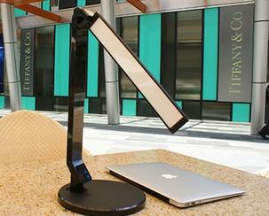 Dimmable folding LED desk Lamp