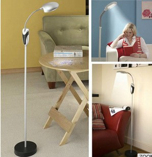 cordless anywhere LED floor lamp as seen on tv