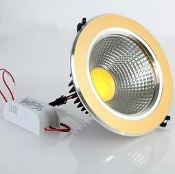 High Brightness 85-265V LED Down Light and COB LED Ceiling