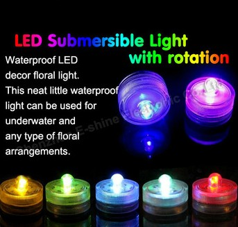 Color Changing Submersible Led Lights Christmas Lights Led