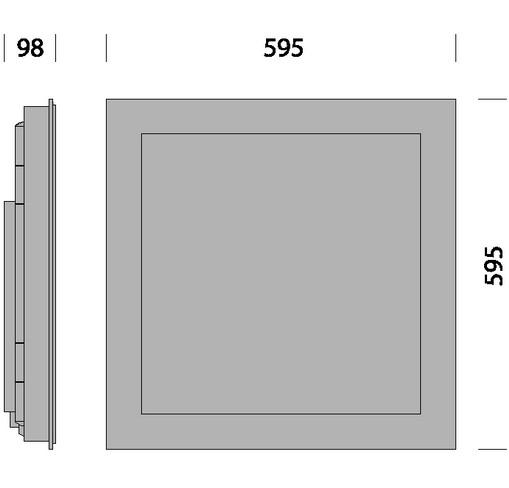 High Cost Performance LED Panel Light