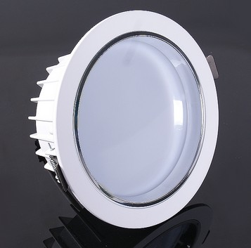 6000K 12W LED Ceiling Recessed light