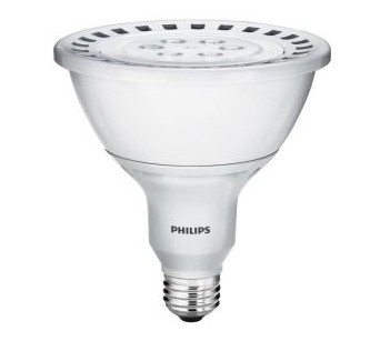 90W PAR38 Dimmable LED Flood Light Bulb