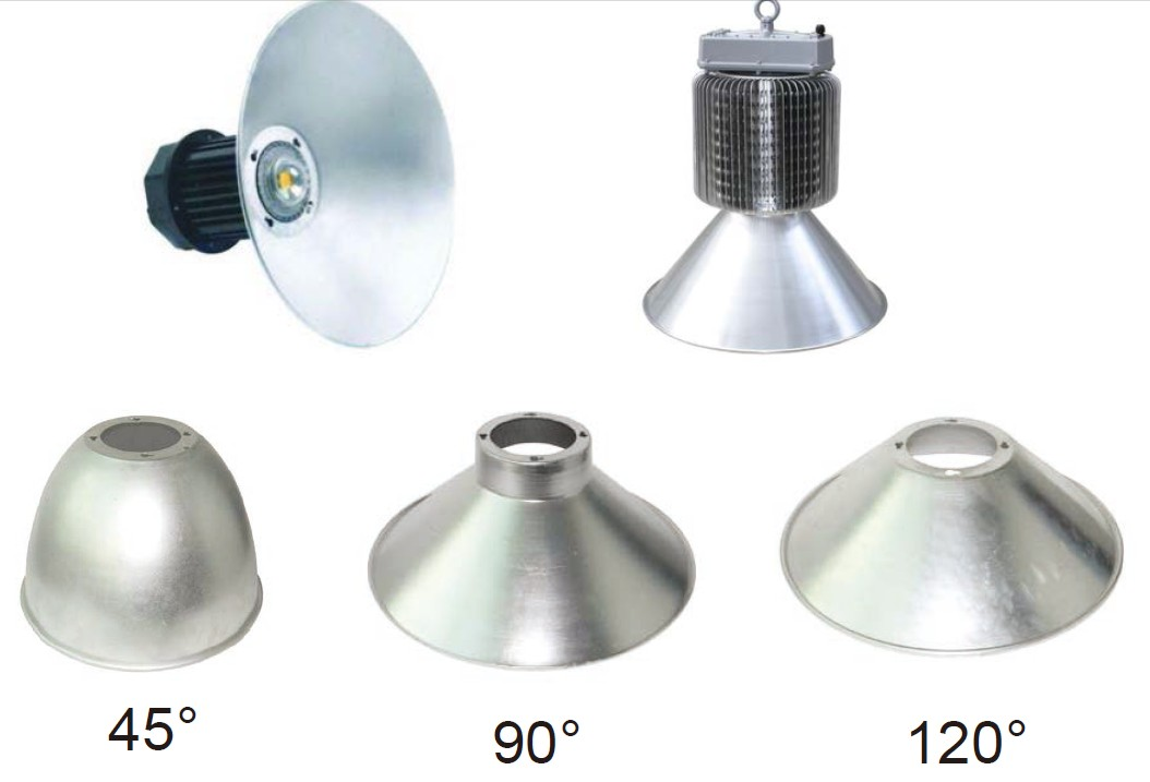 50W-180W UL Listed LED High Bay Lights
