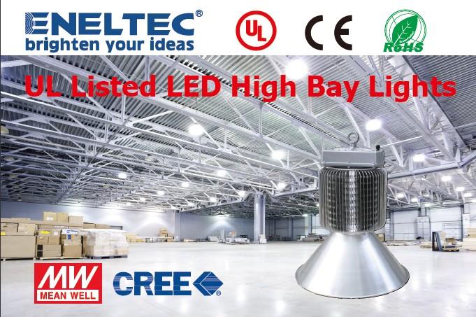 50W-180W UL Listed LED High Bay Lights