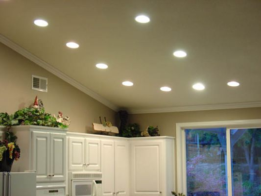 Led Downlights Most Suitable For Indoor Lighting Led