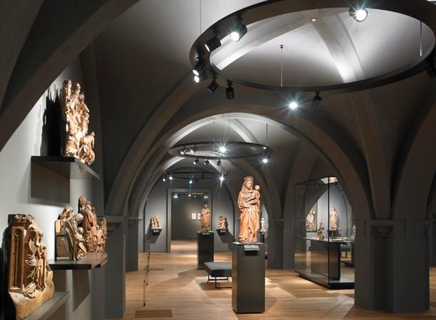 Museum lighting LED lighting design