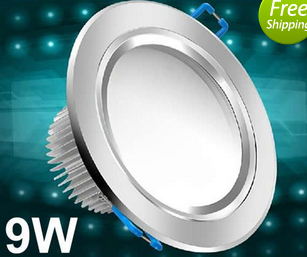2.5 inch CREE 9W 650LM Dimmable LED Downlight Fixture