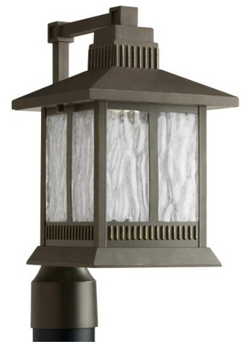 LED Lanterns Antique Bronze UL Listed