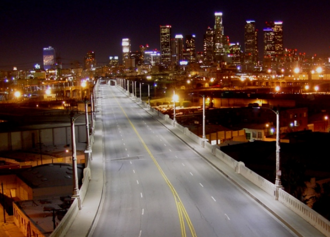 LED street light reconstruction rate continues to increase