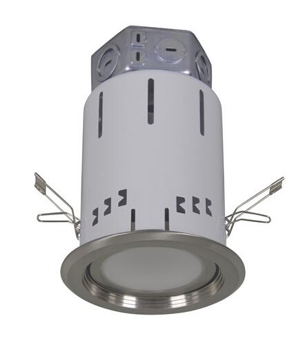 4-in LED Remodel Recessed Light Kit
