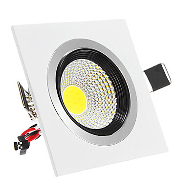 5.5W COB Cool White Light LED Ceiling Light
