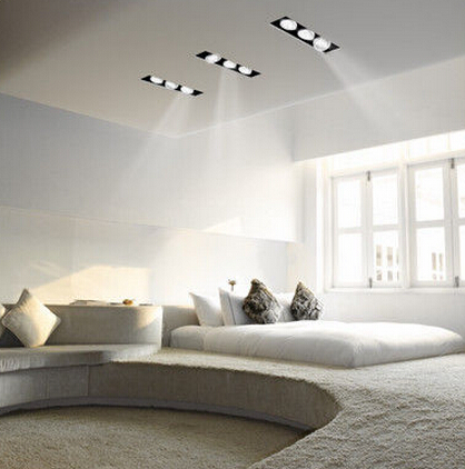 Selection of Household LED Lighting Design