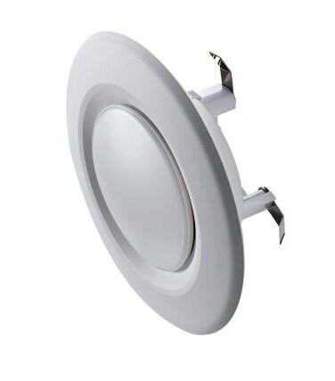 Soft White Recessed LED Can Disk Light