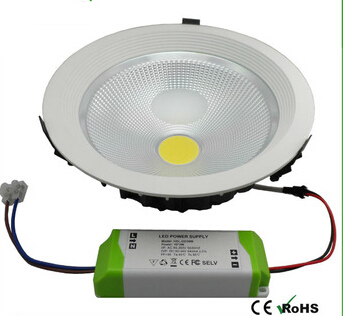 Most popular 15W 20W 30W COB LED downlight