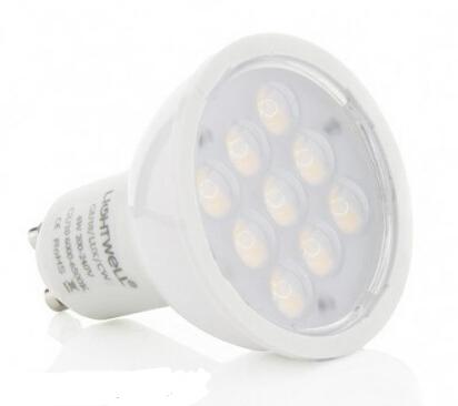 4 Watt GU10 LED spotlight