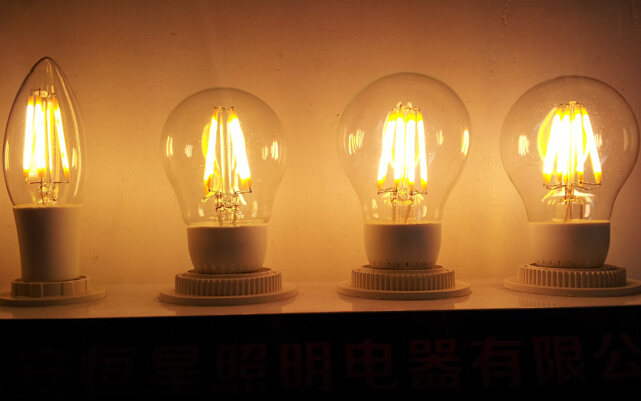 LED filament lamp hidden dangers