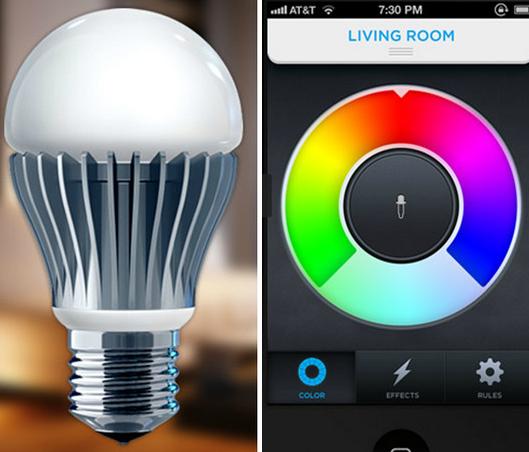 Status of Smart LED bulb