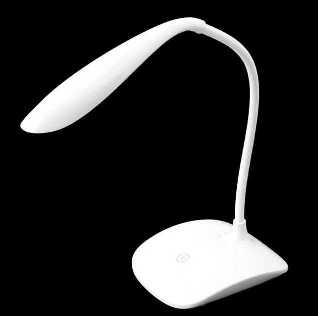 USB Rechargeable Touch Sensor LED Desk Table Light