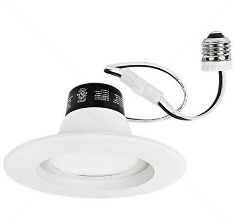 14W White Trim 5000K LED Downlight