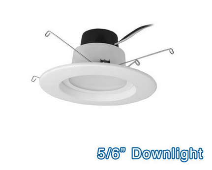 6 Inch 85 Watt Equal 14W LED Downlight
