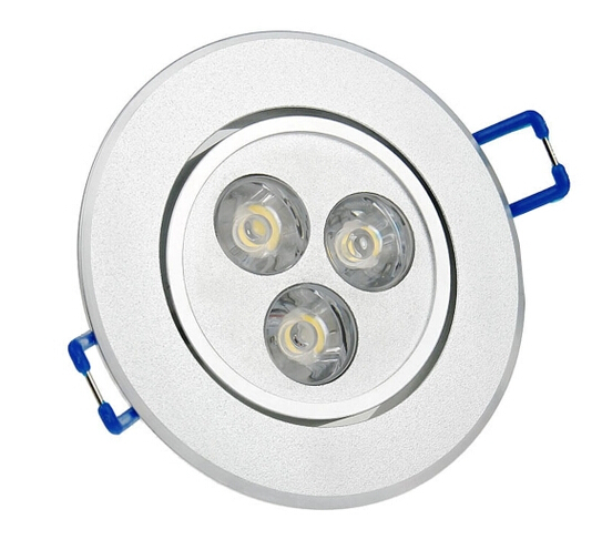 3W Recessed LED Downlight Ceiling lamp