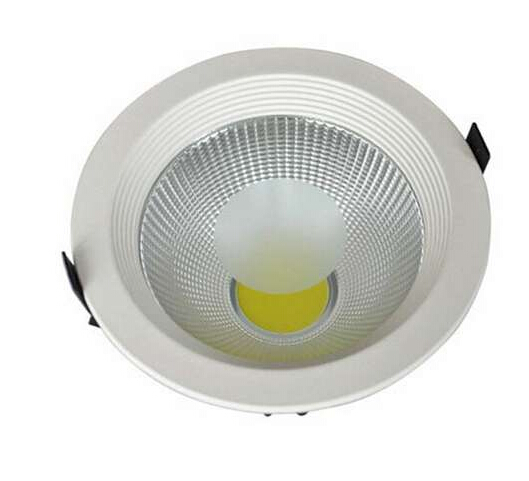 Die-casting Aluminium LED Recessed downlighting
