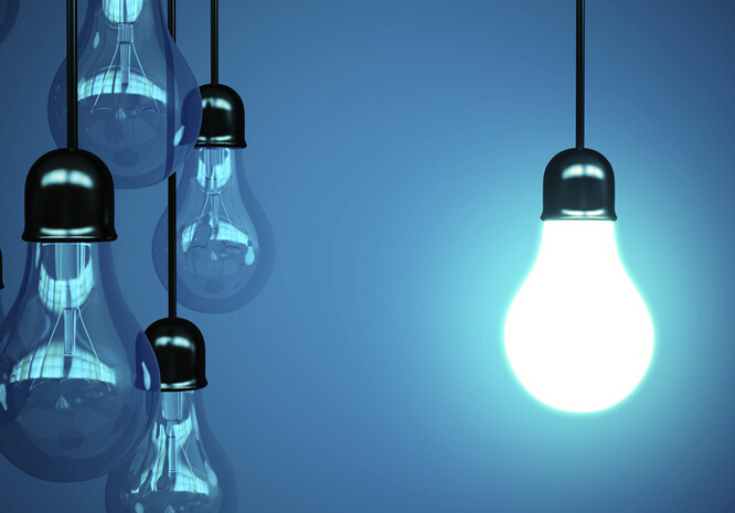 A new method to improve the efficiency of the LED light has been released