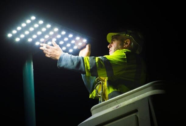 United Kingdom Doncaster deploy 33,000 LED lights