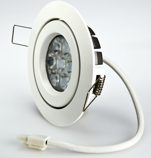 7 Watt LED Recessed Light Fixture CREE
