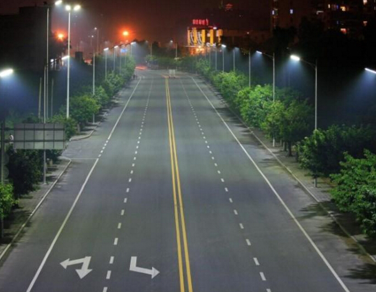 Yueyang countyside area has been basically achieved full coverage of the new LED street lighting