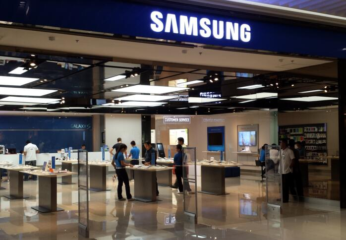 A loss to sell Samsung LED devices