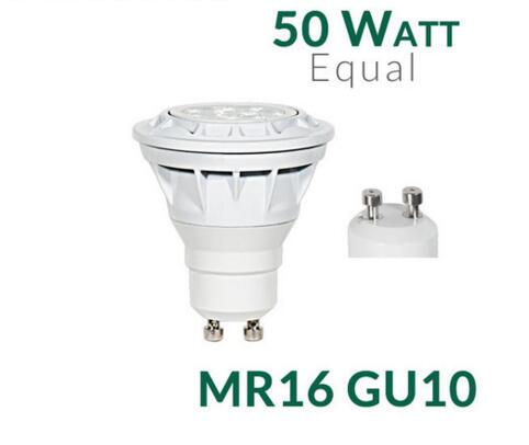 6.5 Watt MR16 GU10 Dimmable LED Bulb light