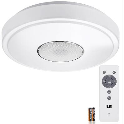 24W 15inches LED Music Ceiling Lights