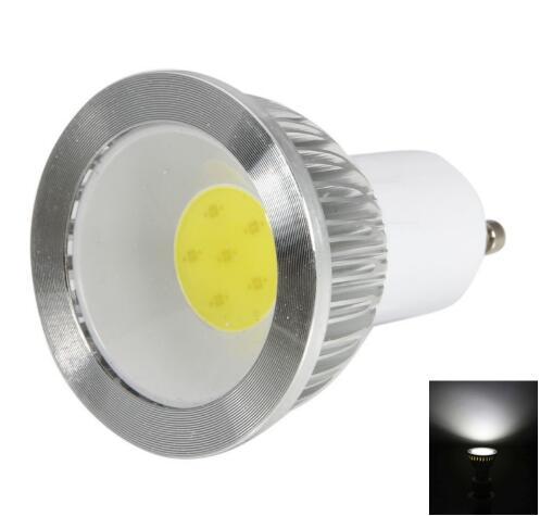 GU10 6W 270-300LM 5500-6500K LED Light Bulb