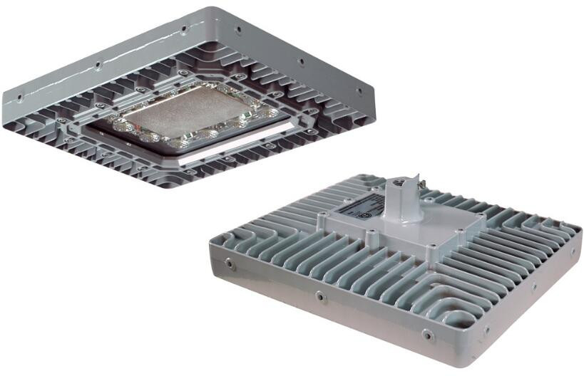 LED explosion proof lamp application requirements increase