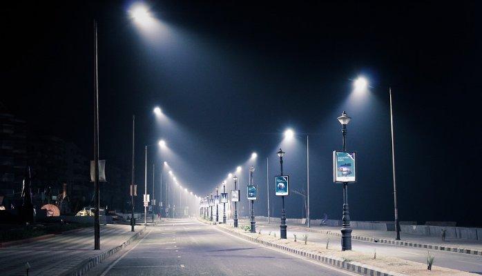 Shenzhen promote LED street light centralized management