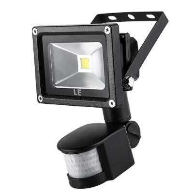 10W Motion Sensor Security 700lm LED Flood Light