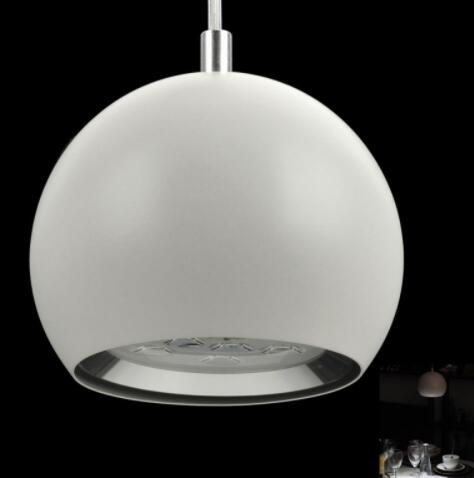 9W 6000-7500K 1180LM White 12-LED Ceiling Lamp