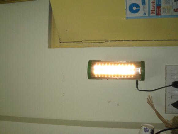 LED emergency lighting will be more intelligent
