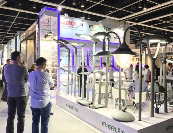 LED lighting in Middle East market is booming