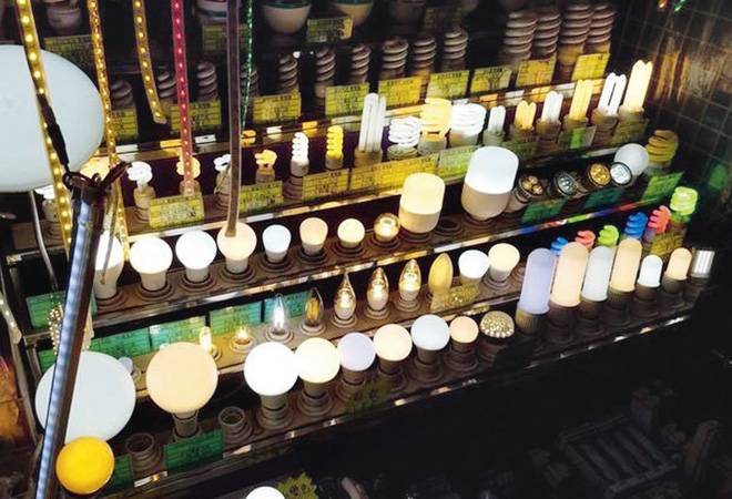Three-quarters of the Indian market LED bulbs sold do not meet the standard?