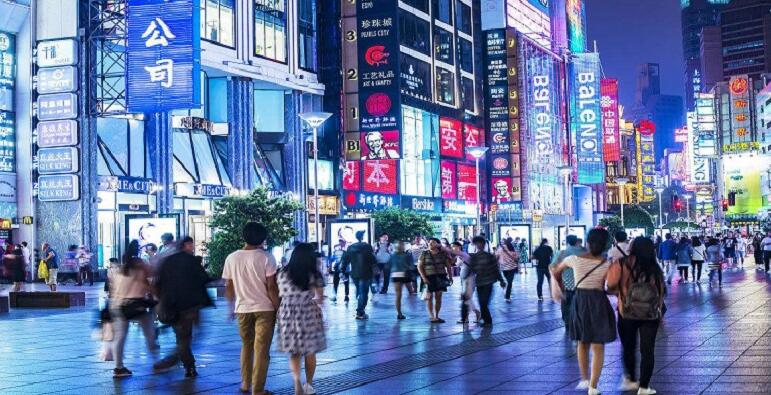 Jiangxi Jiujiang five urban roads upgraded to LED street lighting